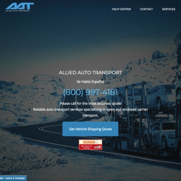 alliedautotransport.com