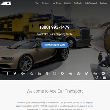acecartransport.com