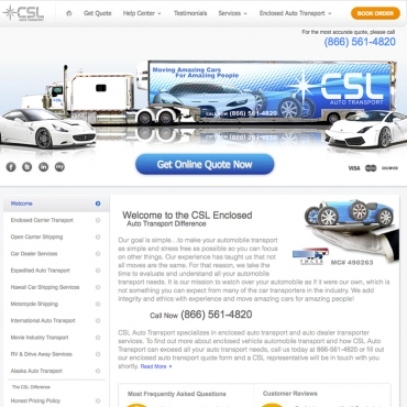 csltransport.com